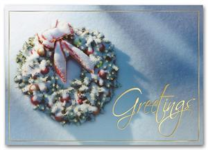 H2673 Winter Magic Holiday Card