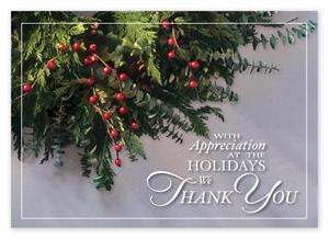HP14307 Ever Thankful Holiday Card