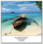 109374 Glorious Getaways Wall Calendars 10 x 19