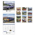 109377 2018 Muscle Thunder Wall Calendars 11 x 19