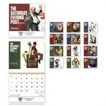 109379 2018 The Saturday Evening Post Wall Calendars 11 x 19