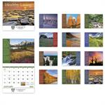 109781 2018 Healthy Living Wall Calendar 11 x 19