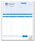 13051BG Product Invoices Continuous Parchment Packing List 8 1/2 x 11