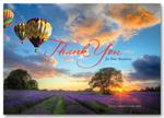 3ED006 Sublime Sentiments Thank You Cards 7 7/8 x 5 5/8