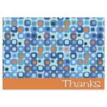 5ED149 Big & Bold Thank You Cards 7 7/8 x 5 5/8