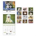 765866 2018 Puppies & Kittens Wall Calendars 11 x 19
