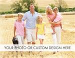 D9004 Fully Customizable Holiday Photo Cards Value Size 5 1/2 x 4 1/4