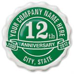 FSE03 Personalized Anniversary Seal Rolls 1 11/16