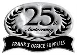 FSE30 Personalized Anniversary Seal Rolls 2 1/4 x 1 5/8