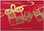 H13619 Holiday Treasures Holiday Card