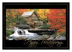 H14654 Mill Stream Thanksgiving Card