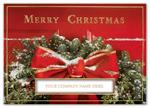 H15621 - N5621 Classic Holiday Christmas Cards 7 7/8 x 5 5/8