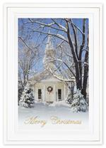 H15644 Blessed Morning Christmas Cards 5 5/8 x 7 7/8