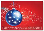 H2654 Ornamental Delight Holiday Card