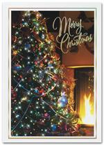 H2671 Holiday Glow Holiday Card