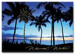 H2672 Peace and Paradise Holiday Card