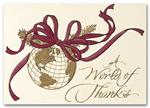 H52101 World of Thanks Holiday Card