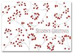 H58952 Delicate Holiday Card