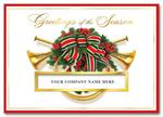 HH1626 Holiday Music Holiday Card