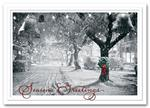 HH1639 - N1639 Memory Lane Holiday Card 7 7/8