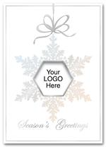 HH1642 Window Ornament Holiday Card