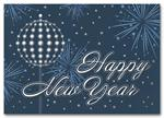 HH1692 Extravaganza New Years Card