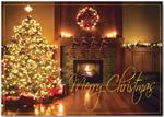 HP13327 - N3327 To All A Goodnight Christmas Cards 7 7/8 x 5 5/8