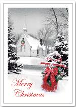 HP13328 Peaceful Eve Christmas Cards 5 5/8 x 7 7/8