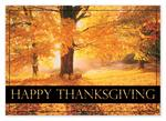 HP14301 - N4301 Maple Splendor Thanksgiving Cards 7 5/8 x 5 5/8