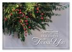 HP14307 Ever Thankful Holiday Cards 7 7/8 x 5 5/8