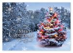 HP14318 - N4318 Beacon of Joy Christmas Cards 7 7/8 x 5 5/8