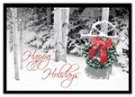 HP15304 - N5304 Friendly Welcome Holiday Cards 7 7/8 x 5 5/8