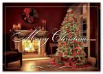 HP15313 - N5313 Home Sweet Home Christmas Cards 7 7/8 x 5 5/8