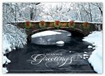 HP15316 - N5316 Full of Beauty Holiday Cards 7 7/8 x 5 5/8