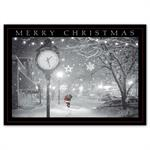 HP16310 - NN6310 Midnight Walk Christmas Cards 7 7/8 x 5 5/8