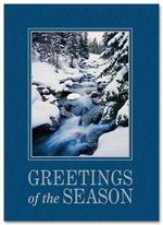 HP2303 Freshly Fallen Snow Holiday Card