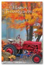 HPC1001 Thanksgiving Holiday Postcard