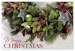 HPC5201 - NN5201 Merry Greenery Christmas Postcards 6 x 4