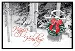 HPC5204 - N5204 Friendly Welcome Holiday Postcards 6 x 4