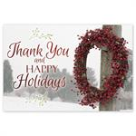 HPC6203 - N6203 Simply Thankful Holiday Post Cards 6 X 4