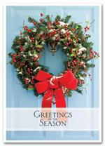 HS1310 Boughs and Berries Holiday Card