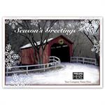 MT15003 Country Connection Holiday Logo Cards 7 7/8 x 5 5/8