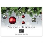 MT15007 Fire & Ice Holiday Logo Cards 7 7/8 x 5 5/8