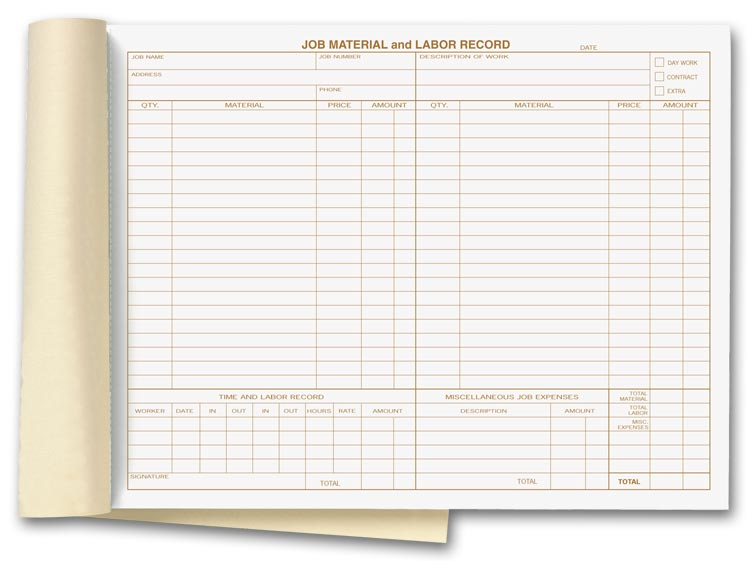Nebs Deluxe # 220 500 Pocket Size Weekly Time Cards
