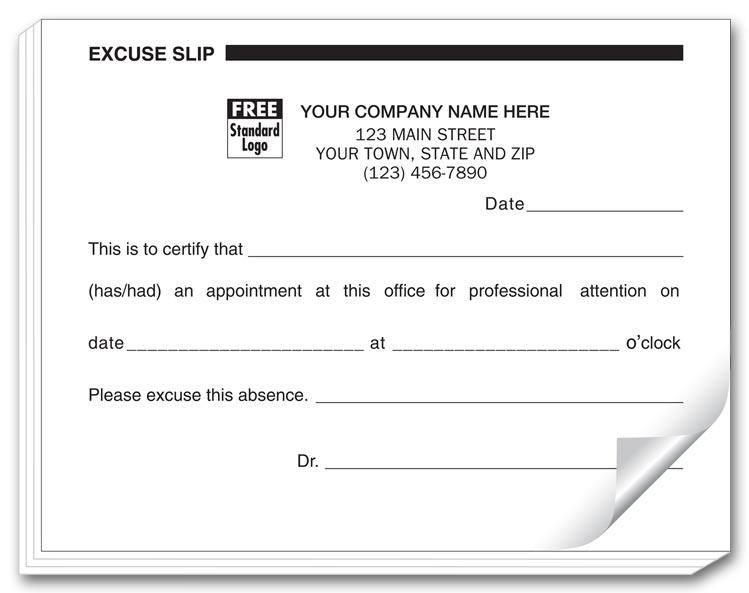 4556 patient excuse slips imprinted 4 14 x 5 12 4556 patient excuse slips imprinted 4 14 x 5 12 spiritdancerdesigns Image collections