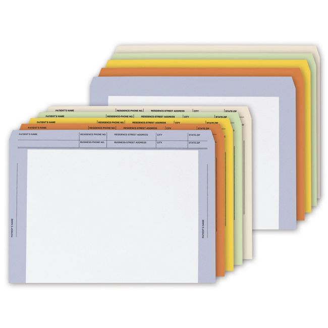 m1026 file envelopes 8 1 2 x 11 with colored borders 8 11 16 x 11 3 4