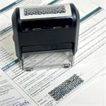 102182 Privacy Stamp Self-Inking 2 x 3/4