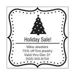 104005D Holiday Dots Design Insert