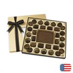 108687 Milk Chocolate Truffle Gift Box 16 oz.