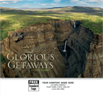 109374 2021 Glorious Getaways Wall Calendars 11 x 19